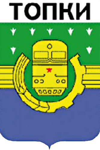 герб Топки