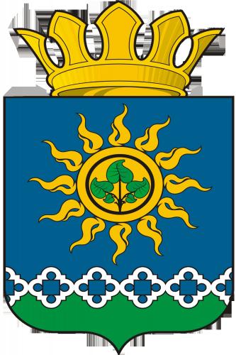 герб Ижморский район