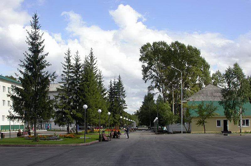 Топкинский район